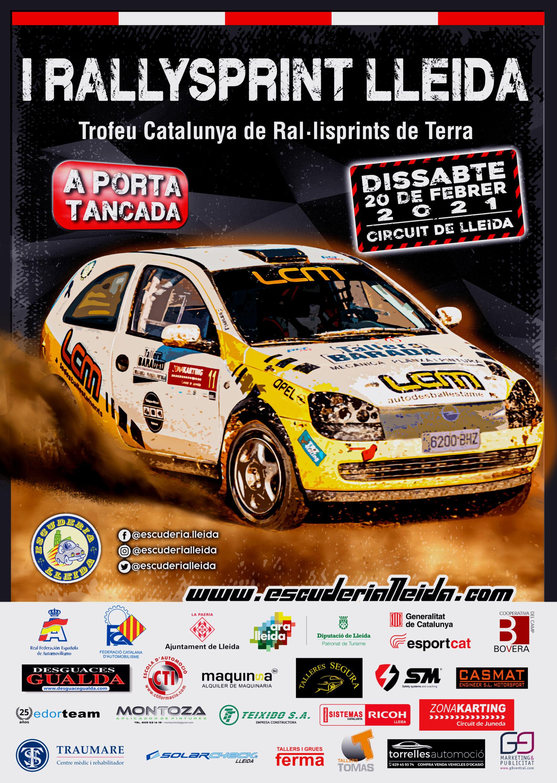 Campeonatos Regionales 2021: Información y novedades  - Página 5 02.Cartell-Rallysprint-Lleida-20.02.2021-1-scaled